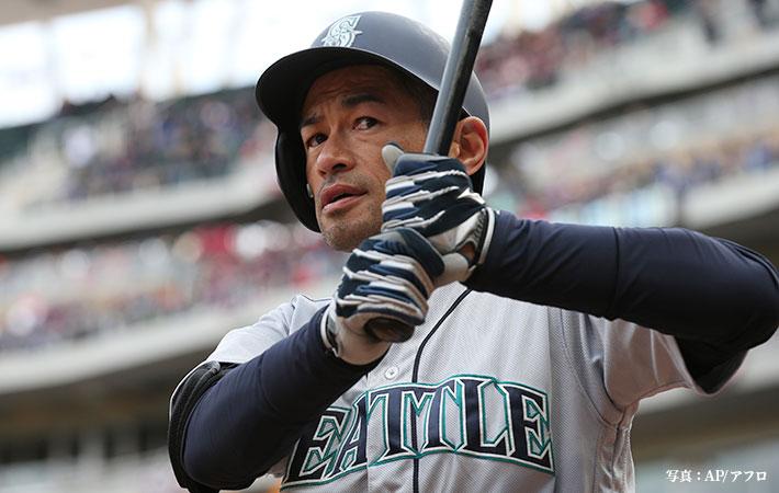 Ichiro – Ninja ទេវកថារបស់កីឡាបាល់បោះនៅប្រទេសជប៉ុន និងទូទាំងពិភពលោក