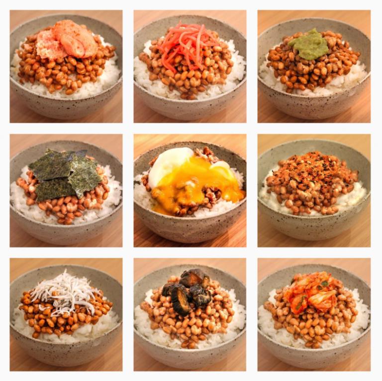 អស្ចារ្យណាស់អាចញ៉ាំបាយ Natto ដោយឥតគិតថ្លៃពេលក្លាយជាអ្នកវិនិយោគរបស់ភោជនីយដ្ឋាន