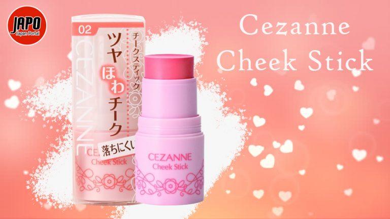 ម្សៅផាត់ថ្ពាល់ Cezanne Cheek Stick