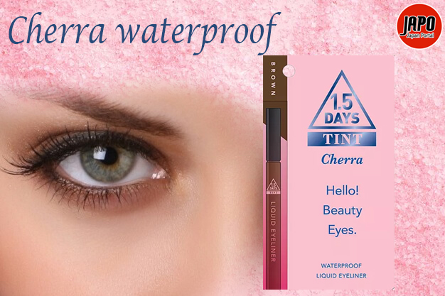 Eyeliner Cherra 1.5 DAYS TINT ធន់នឹងទឹក