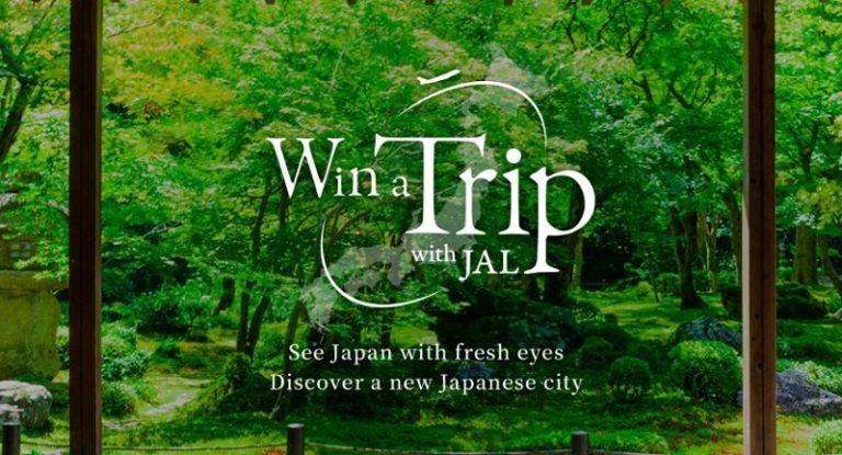 """ឱកាសធ្វើដំណើរទៅលេងប្រទេសជប៉ុនឆ្នាំ ២០២០ – ក្រុមហ៊ុន Japan Airlines """"give away"""" ផ្តល់សំបុត្រធ្វើដំណើរចំនួន ៥ ម៉ឺនសំបុត្រដោយឥតគិតថ្លៃ"""