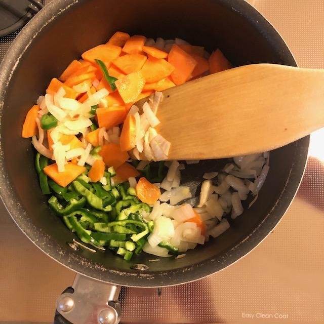 Kyoko's Cooking ៖ ៥ នាទីចម្អិនម្ហូបជាមួយគ្រឿងផ្សំទាំង ៥ ប្រភេទល្អសម្រាប់សុខភាព
