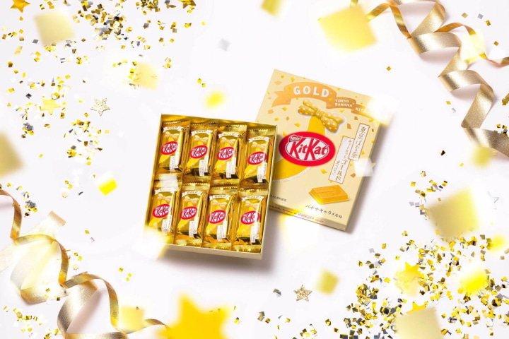 ហាង KitKat ផលិតផលមានកំណត់នំរសជាតិចេកថ្មីដាក់លក់នៅប្រទេសជប៉ុនតែប៉ុណ្ណោះ