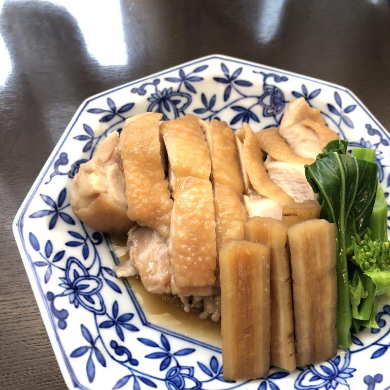 Kyoko's cooking : មាន់ចំហុយដើមបន្លាស្អិតល្អចំពោះសុខភាព