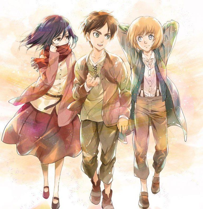 តើក្រុមតួអង្គ Anime/Manga ទាំង ៣ រូបដែលអ្នកគាំទ្របំផុតជានរណា?