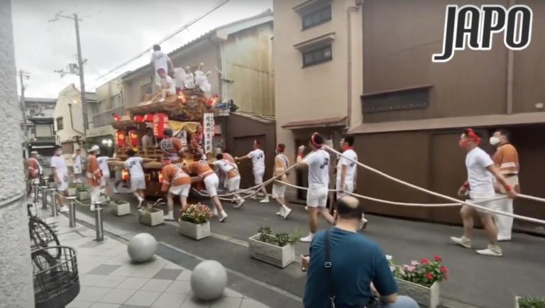 ពិធីបុណ្យនារដូវក្តៅនៅប្រទេសជប៉ុន 生野区夏祭り