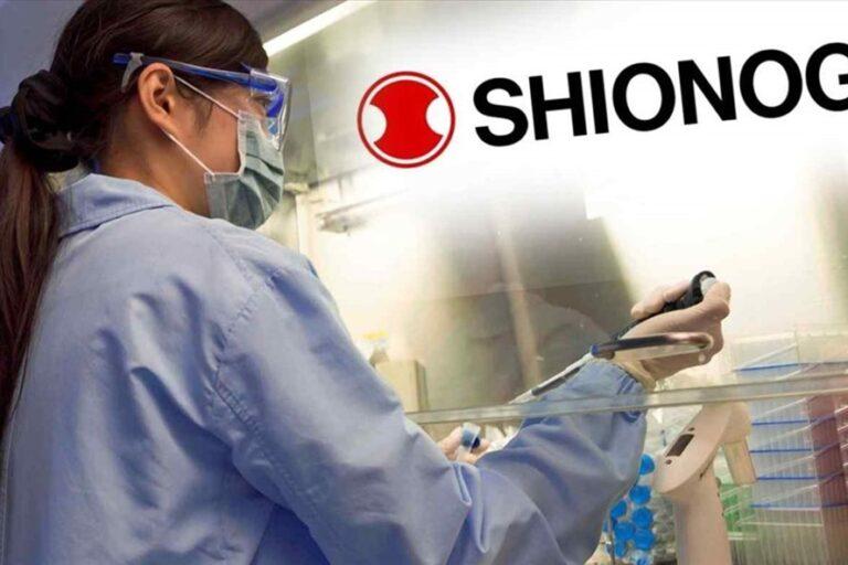 ក្រុមហ៊ុន Shionogi ជប៉ុនចាប់ផ្តើមធ្វើតេស្តថ្នាំលេបព្យាបាលជំងឺកូវីដ១៩ នៅផ្ទះដោយបន្សាបមេរោគក្នុងរយៈពេល ៥ ថ្ងៃ